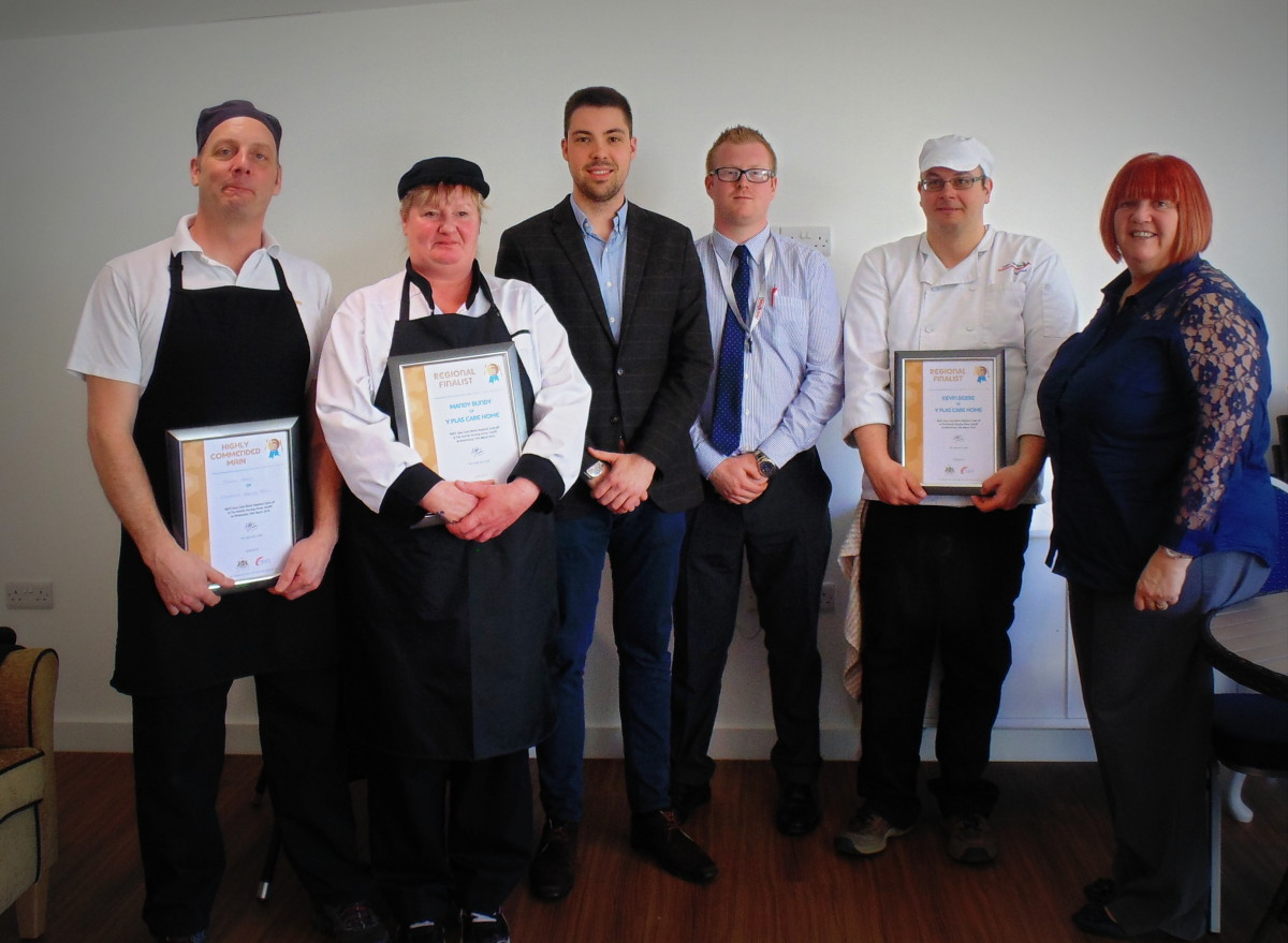 Care Chef of the Year Judge